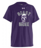 Under Armour Purple Short Sleeve T - Beast Mode