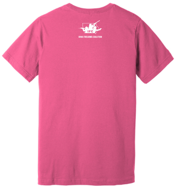 IFC Charity Pink T-Shirt