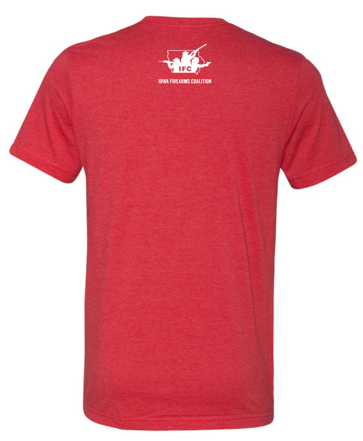 IFC Heather Red T-Shirt