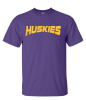 Huskies Gildan T-Shirt - Purple