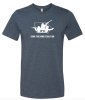 IFC Heather Navy T-Shirt