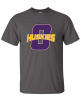 O-Huskies Gildan T-Shirt - Charcoal
